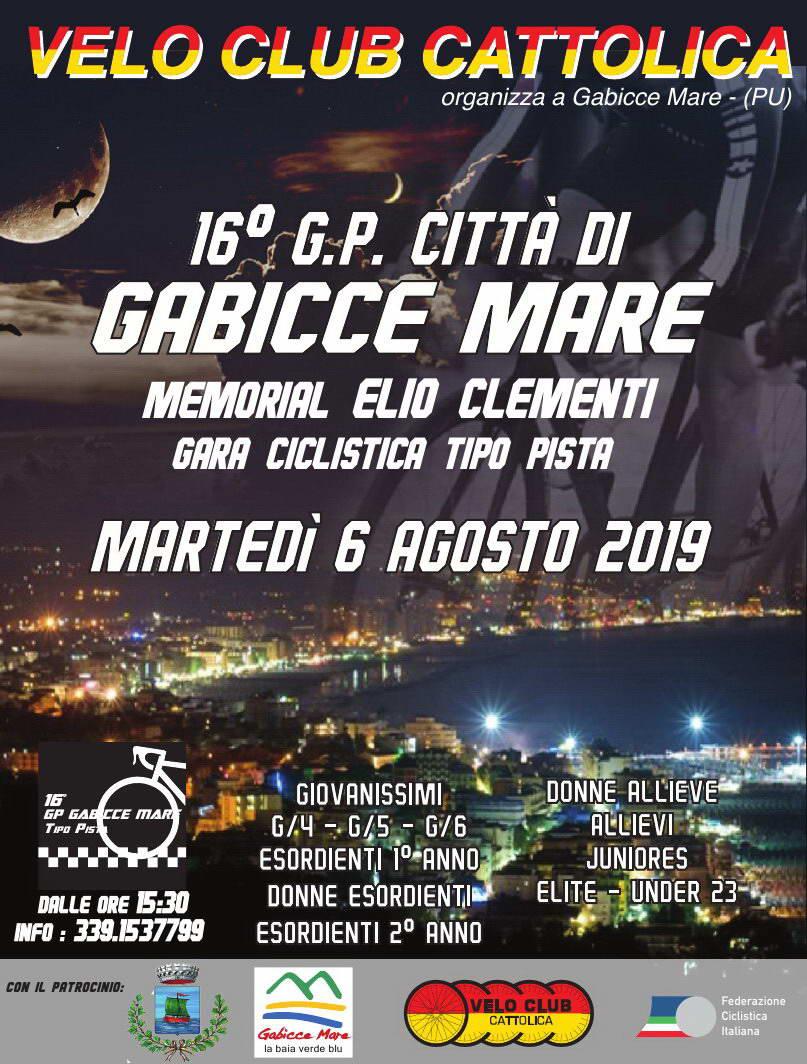 GP GABICCE 2019